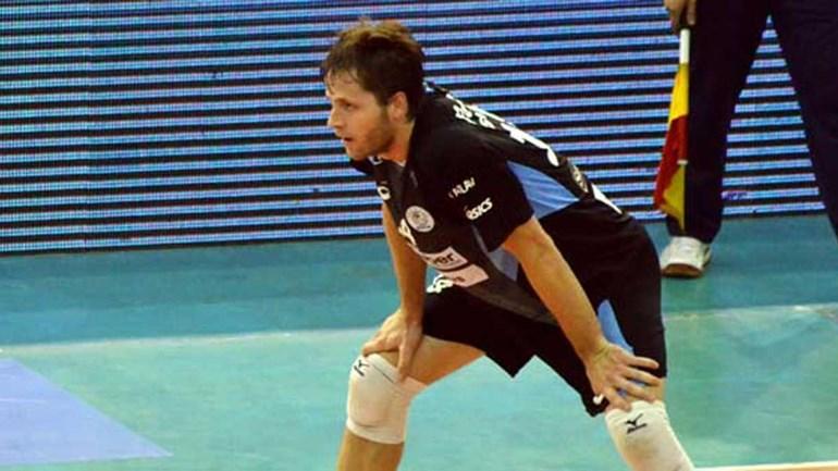 Guille García a caminho do Sporting