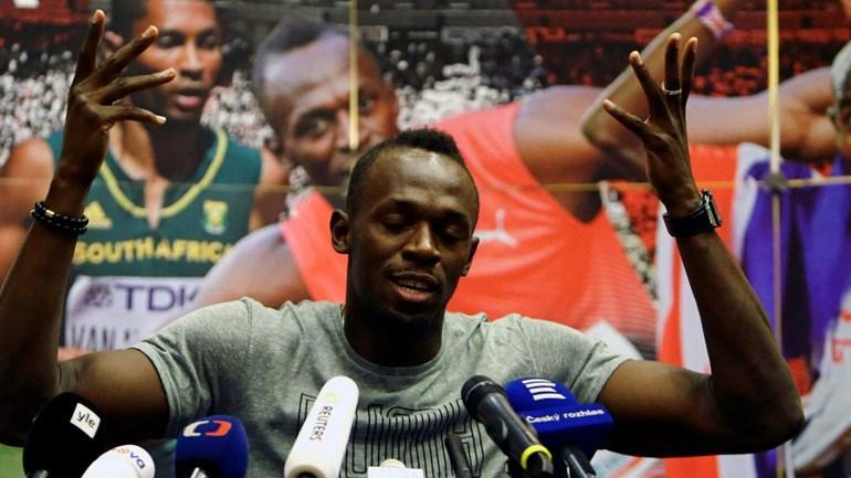 E depois do adeus? Usain Bolt diz que vai trabalhar no Dortmund