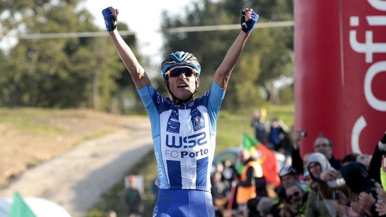 Amaro Antunes reforça liderança da classificação Ciclista ...