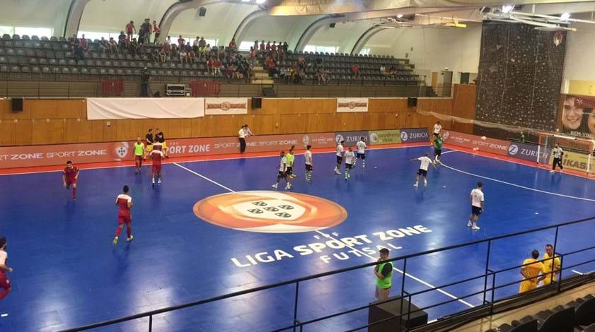 Sp. Braga empata a final do playoff ao bater o Sporting