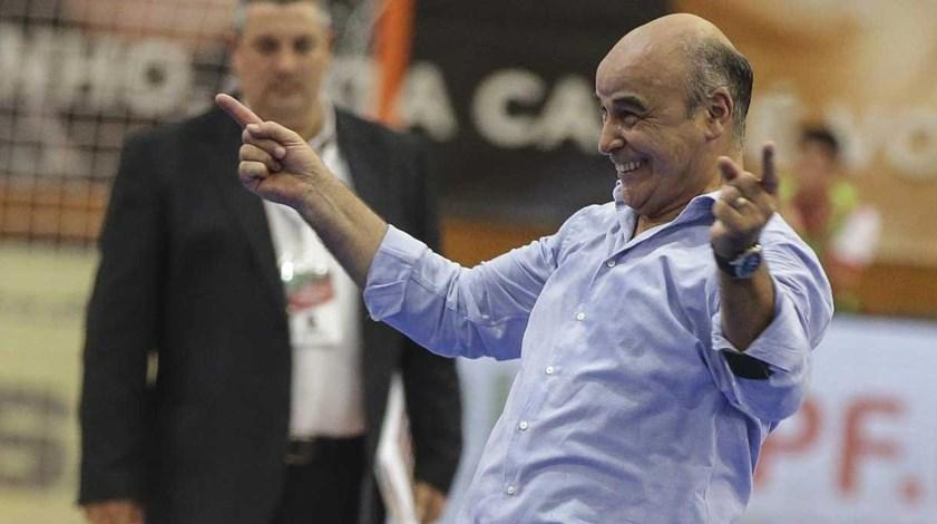 Paulo Tavares deixa aviso ao Sporting: «Não vamos entregar isto fácil»