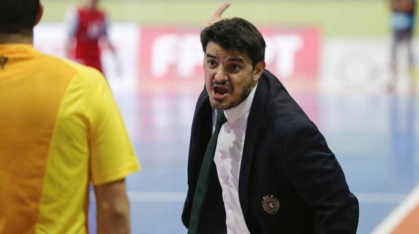 Nuno Dias critica arbitragem: «A nível disciplinar foi uma vergonha»