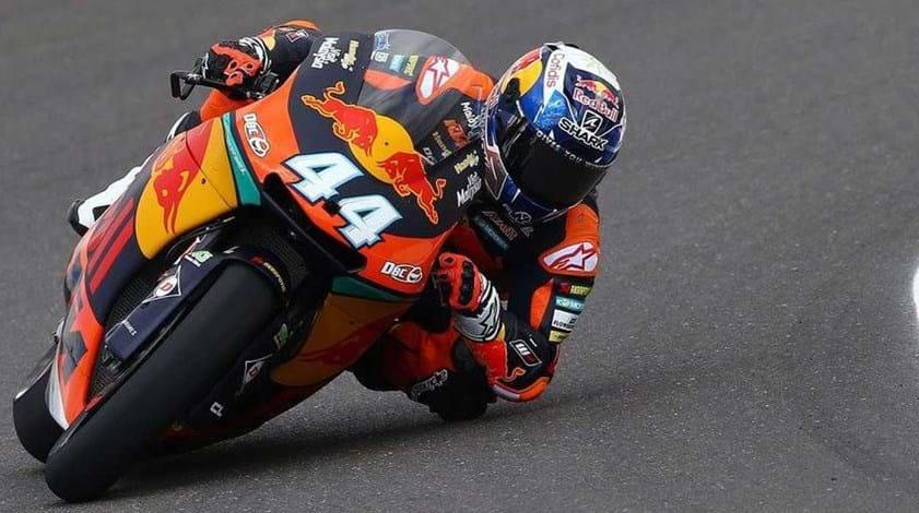 GP da Holanda: Miguel Oliveira quinto na corrida de Moto2