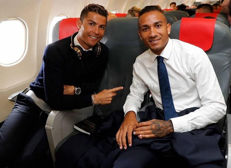 Notícias: Real Madrid lidera cabeças-de-série para fase de grupos 2017/18