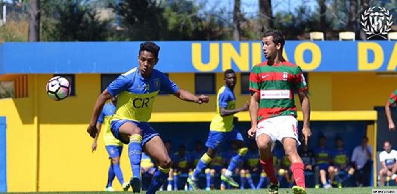 União da Madeira vence Marítimo B