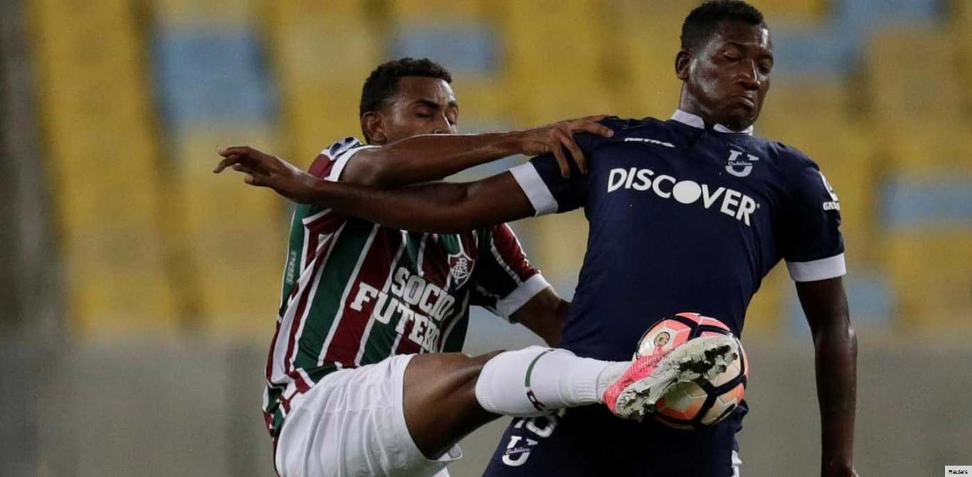 Fluminense dá margem de negociação por Wendel