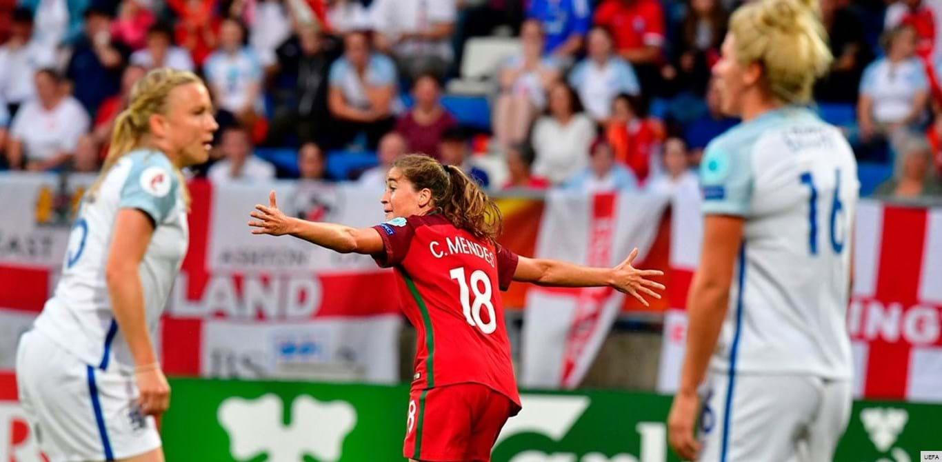 Carolina Mendes: «Apesar da derrota crescemos como jogadoras»