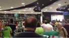 Multidão invade Loja Verde à procura da nova pele do leão