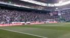 Sporting voltou a 'casa' e o ambiente foi este