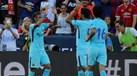 Barcelona vence Manchester United com golo de Neymar