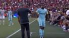 Nélson Semedo: do embate com Lukaku ao cumprimento de Mourinho