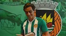 Francisco Geraldes: «Sabia que no Sporting não iria ter minutos para evoluir»