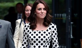 Kate Middleton no All England Club