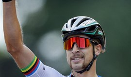 Peter Sagan vence terceira etapa
