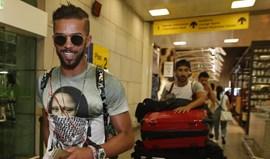 Olympiacos contrata ex-benfiquista Carcela ao Granada