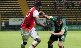 José Valencia reforça ataque