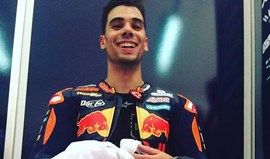 Miguel Oliveira encantado com a experiência na KTM de MotoGP