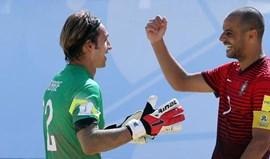 Portugal vence (10-5) a Françana Nazaré
