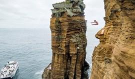 Red Bull Cliff Diving já está em São Miguel