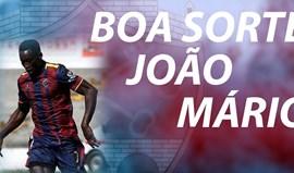João Mário rescinde contrato por mútuo acordo