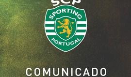 Sporting anuncia contratação de Diogo Pereira