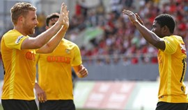 Benfica sofre goleada do Young Boys