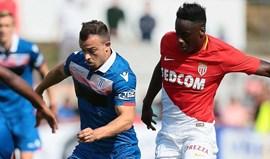 Monaco de Jardim derrota Stoke City
