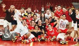 Benfica sagra-se campeão nacional de sub-20