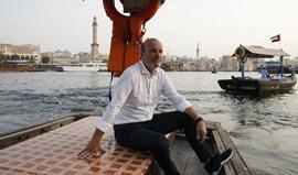 João Gabriel ao ataque no Dubai