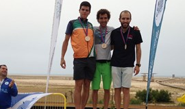 Tiago Aires e Carolina Delgado vencem Figueira City Race
