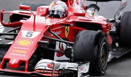 Pirelli investiga falhas nos pneus da Ferrari mas recusa semelhanças