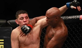 UFC:Anderson Silva quer voltar a lutar contra Nick Díaz