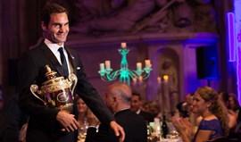 Roger Federer: Festa rija de olho no primeiro lugar