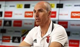 Benfica defronta Dínamo Pancebo na primeira ronda da Taça EHF