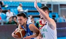 Portugal bate Moldávia por 44 pontos no Europeu sub-20