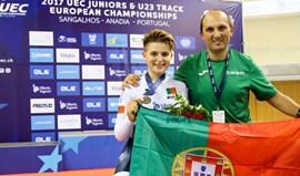 Maria Martins conquista prata em Sangalhos