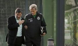 Alerta Bruno de Carvalho: maus resultados podem vetar saída dos craques