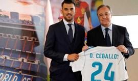 Dani Ceballos: «Não tive hipótese de dizer que não ao Real Madrid»