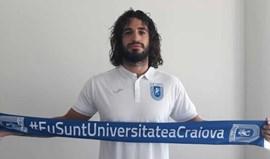 Roménia: Puyol português assina pelo Universitatea Craiova