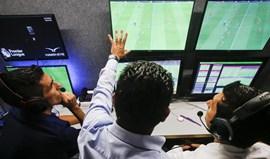 Benfica-Bétis vai ter vídeo-árbitro