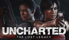 Uncharted: Lost Legacy está feito!