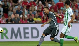 A crónica do Benfica-Betis, 2-1: O fogo de artifício que veio de longe