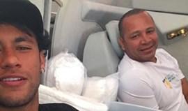 A mensagem de Neymar para o pai