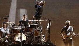 U2 terão de pagar 90 mil euros para a reabilitação do 'Olympiastadion' de Berlim