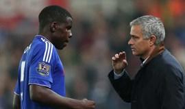 Chelsea empresta Zouma ao Stoke