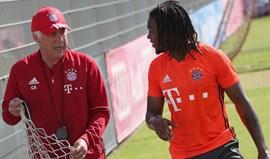 Ancelotti dá empurrão: «Estou a trabalhar para fazer Renato Sanches adepto do Milan»