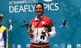 Jogos Surdolímpicos: Joana Santos conquista medalha de bronze no judo