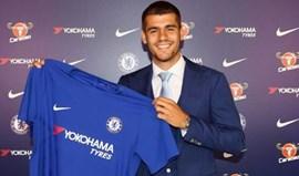 Oficial: Morata reforça o Chelsea