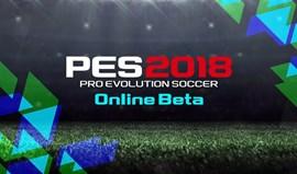 PES 2018: Beta pública já rola!