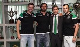 Sporting confirma Valdés e renova com a equipa técnica